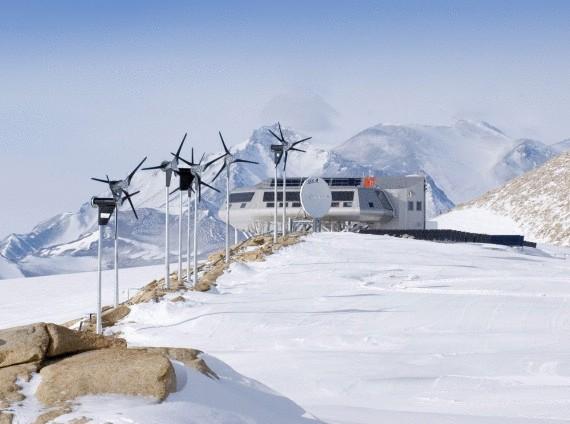 полярная база Антарктида