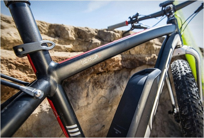 Фэт-байк LEBOWSKE от компании Felt Bicycles.