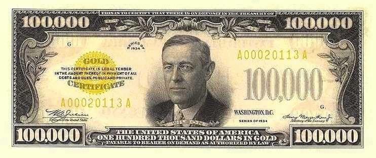 Неизвестный доллар: история появления — комедия и трагедия одновременно