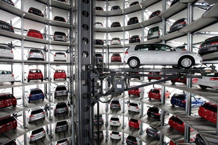 Автоград Volkswagen