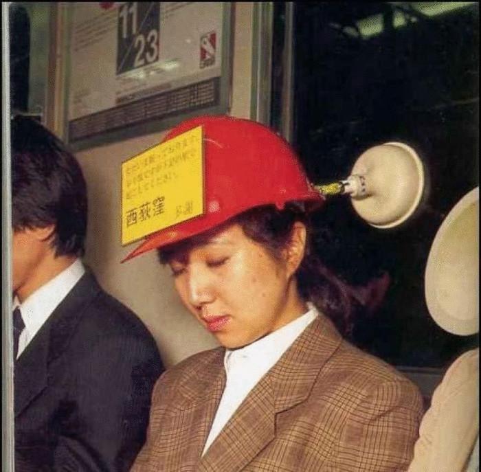 14 самых сумасшедших японских изобретений
